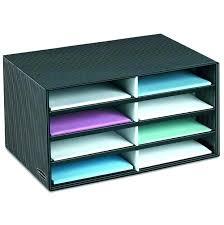 Paper Desk Organizer Paper Organizer For Desk Flip Organiser Drawer Interque Co