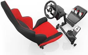 Entertainment Chair Best Racing And Flight Simulator Cockpits High Ground Gaming