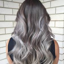 black grey hair yay or nay grey ombre hair lovelierie