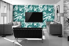 custom designed self adhesive wallpaper wall murals forest