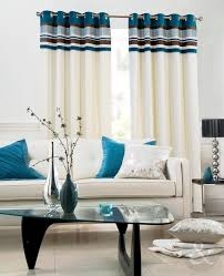 Modern Living Room Curtains by Interior Blue Living Room Curtains Images Blue And Yellow Living