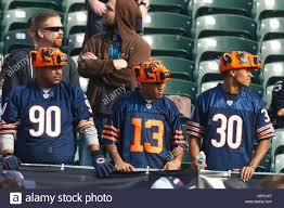 chicago bears fan site nov 27 2011 oakland ca usa chicago bears fans in the stands
