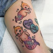32 best candy heart tattoo images on pinterest decoration and