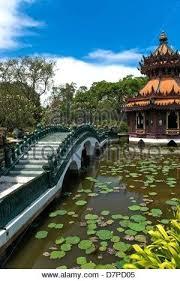 ornamental garden pond bridges miniature ornamental garden bridges