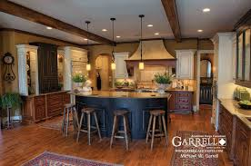 country kitchen floor plans uncategorized large country kitchen house plan showy inside