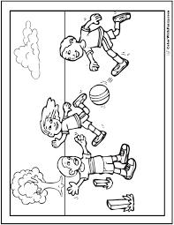 121 sports coloring sheets customize print pdf