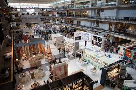 dallas market sets construction schedule for design center