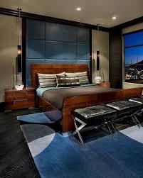 Bedroom Pendant Lighting Long Cylindrical Style Pendant Lighting For Bedroom In A Modern