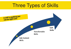 Types Of Skills Resume Department Of Labor Resume Workshop