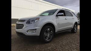 chevy equinox 2017 white new 2017 chevrolet equinox premier 1lz white unit 17n039 youtube