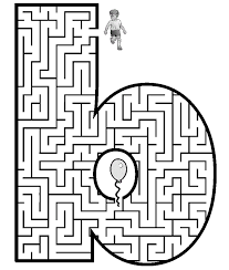 Small Letter B Coloring Pages Maze Free Coloring Pages Small Coloring Pages