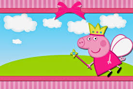 peppa pig fairy free printable invitations is it for parties