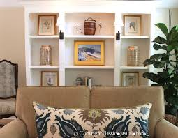 beach living room décor before and after classic casual home