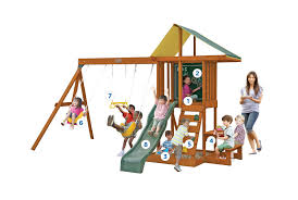 Big Backyard Swing Set Big Backyard Swing Sets Springfield Home Outdoor Decoration
