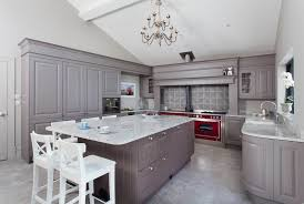 Charleston Kitchen Cabinets by Painted Classic Solid Ash Kitchen