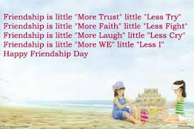 happy friendship day whats app messages