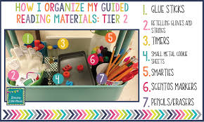 reading l with timer growing little minds how i organize my guided reading supplies