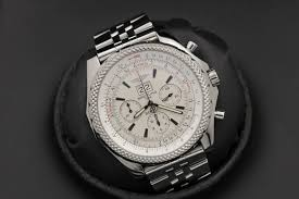 breitling bentley diamond breitling bentley 6 75 a4436212 g573 stainless steel ocwatchguy