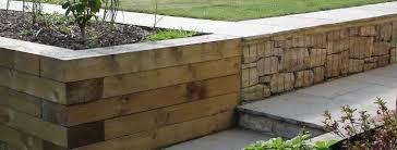 using gabions as retaining walls a garden design case study