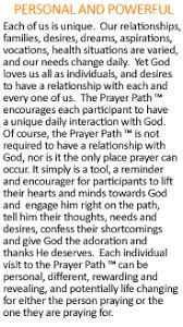 praygrounds prayer path adoration confession supplication
