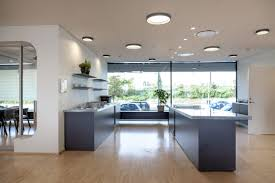 contemporary ceiling light round acrylic led lp circle