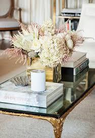 Gold Coffee Table Tray by Inside A Beauty Maven U0027s Stunning Home Coffee Soho Loft And