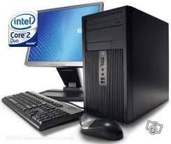 ordinateur complet de bureau achat ordinateur de bureau et pc portable hp sur montpellier 34000