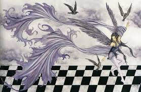 amy brown raven dance fairy print limited edition that