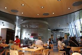 mercedes benz museum cafe bar picture of restaurant im