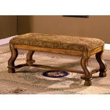 extra long wooden bench wayfair