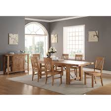 toula 8 piece dining set