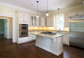 brown varnishes cherry wood kitchen cabinets small kitchen reno