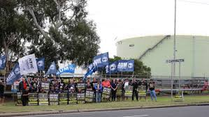 aussie seafarers replaced by 2 hour workers union newcastle herald
