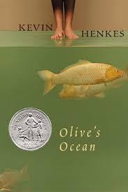 olive u0027s ocean kevin henkes hardcover
