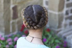 gymnastics picture hair style gymnastics hairstyles for medium hair hair