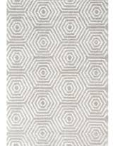 Light Grey Shag Rug Amazing Deal On Boulevard Light Grey White Chevron Glitz Low Pile