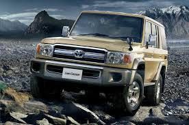 toyota dealer japan toyota land cruiser 70 series returns in japan motor trend wot