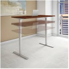 60 x 24 desk bbf bush 400 series height adjustable table desk 60 x 24