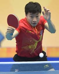 Best Table Tennis Player Ma Long Table Tennis Pro