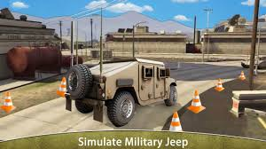 army jeep 2017 military jeep parking driving android apps on google play