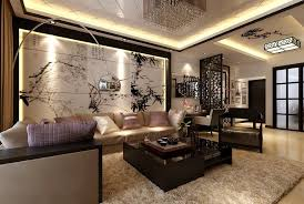 modern living room interior design partition interior design interior modern living room decor meet chinese style wall art