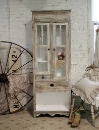 painted cottage chic shabby farmhouse cabinet fh1 695 00