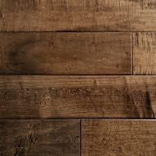 tecsun maple tobacco engineered birch scraped hardwood flooring