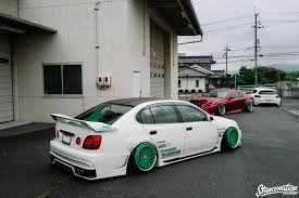 lexus gs name in japan a closer look at the 326 power toyota aristo stancenation
