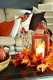 Decorating With Fall Leaves - 331 best fall decorating images on pinterest fall autumn fall