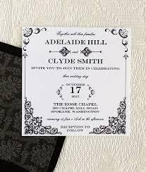 Wedding Invitation Example Vintage Invitation Template Vintage Wedding Invitation Template