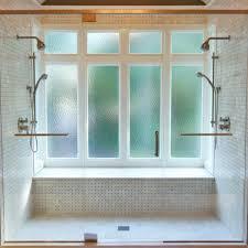 Bathroom Shower Windows by Glass Holder For Bathroom Bathroom Contemporary With Open Shower