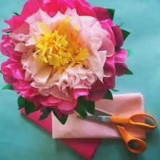 tissue paper flowers tissue paper flowers gallery craftgawker