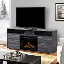 electric fireplace media center junsaus electric fireplace