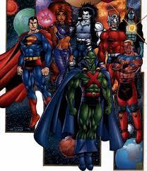 justice league members justice league aliens justice league